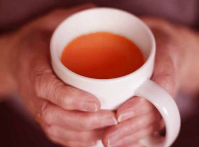 Tea and Aging