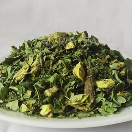 Moringa Remedy for Throat
