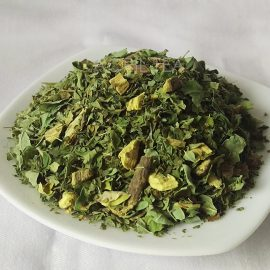 Moringa Remedy for Throat-Silde view
