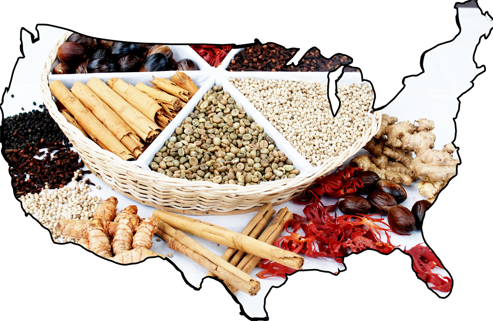 Spices In the USA