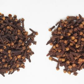 HPS whole Cloves and Normal Cloves